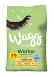 wagg worker chicken dry dog food