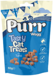Wagg purr Cat Treats with Tuna