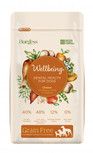 Wellbeing Dental Health Chicken With Tapioca, Lentils & Chickpeas Dog Food - 10kg