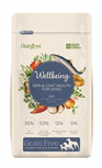 Wellbeing Skin & Coat Fish With Tapioca, Lentils & Chickpeas Dog Food - 1.5kg