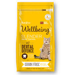 Wellbeing Grain Free Slender Dry Cat Food - 1.5kg