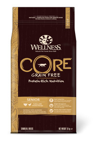 wellness core senior dry dog food