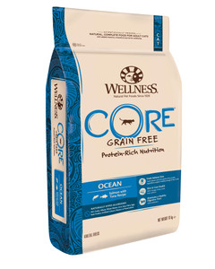 wellness core ocean adult cat food