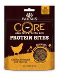 wellness core protein bites chicken