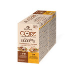wellness core shredded cat food