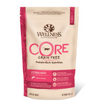 wellness core sterilised cat food