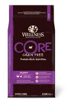 wellness core turkey dry puppy food