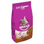 Whiskas Duck & Turkey Dry Cat Food