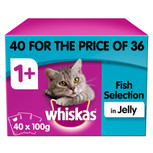 Whiskas Fisherman's Choice Pouches