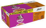 Whiskas Pouches in Jelly Multipack