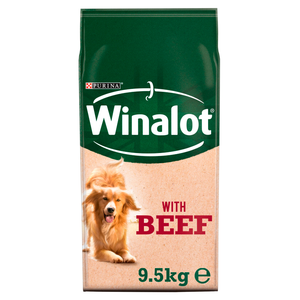 Winalot Adult Beef Dry Dog Food
