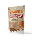 Yakers Cruchy Bars dog treats