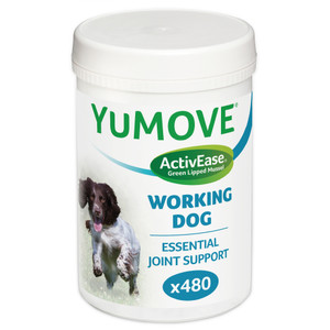 Yumove joint supplement tablets