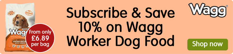 Wagg Worker Dog banner